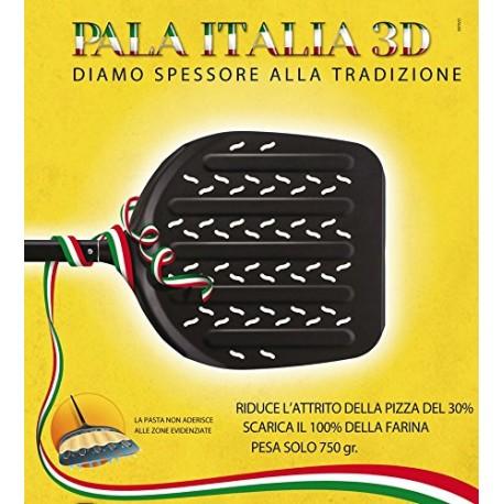 """PALA LILLY  """"ITALIA 3 D""""  CM 33 X 170 ALLUMINIO ANODIZZ."""